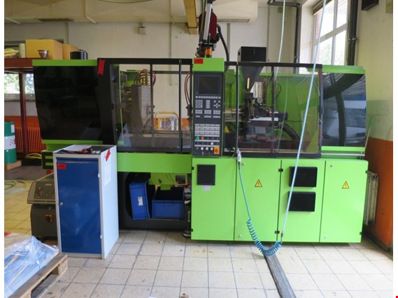 Used Engel Victory 80/60 plastic injection molding machine