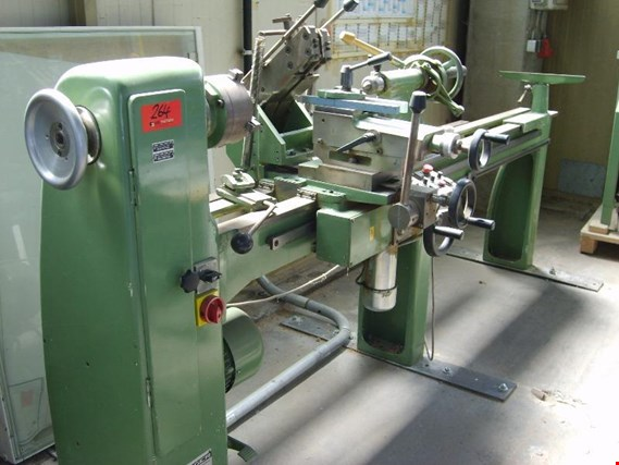 Used Geiger GV 25 Drechselbank for Sale (Online Auction)