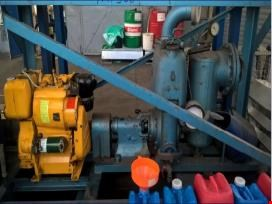 "<font color=""#0077CC"" size=""2""><strong>Online Auction</strong></font><br>well-maintained pumps and accessories as well as a barge with living room"
