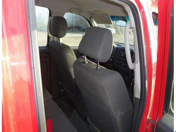 nissan navara 2 5dci lkw pick up offener kasten doka 4x4 gebraucht kaufen auction premium. Black Bedroom Furniture Sets. Home Design Ideas