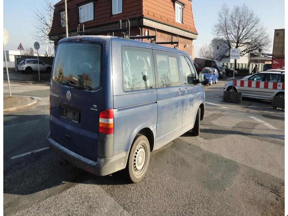 volkswagen transporter 7 hca pkw bus 4x4 gebraucht kaufen auction premium. Black Bedroom Furniture Sets. Home Design Ideas