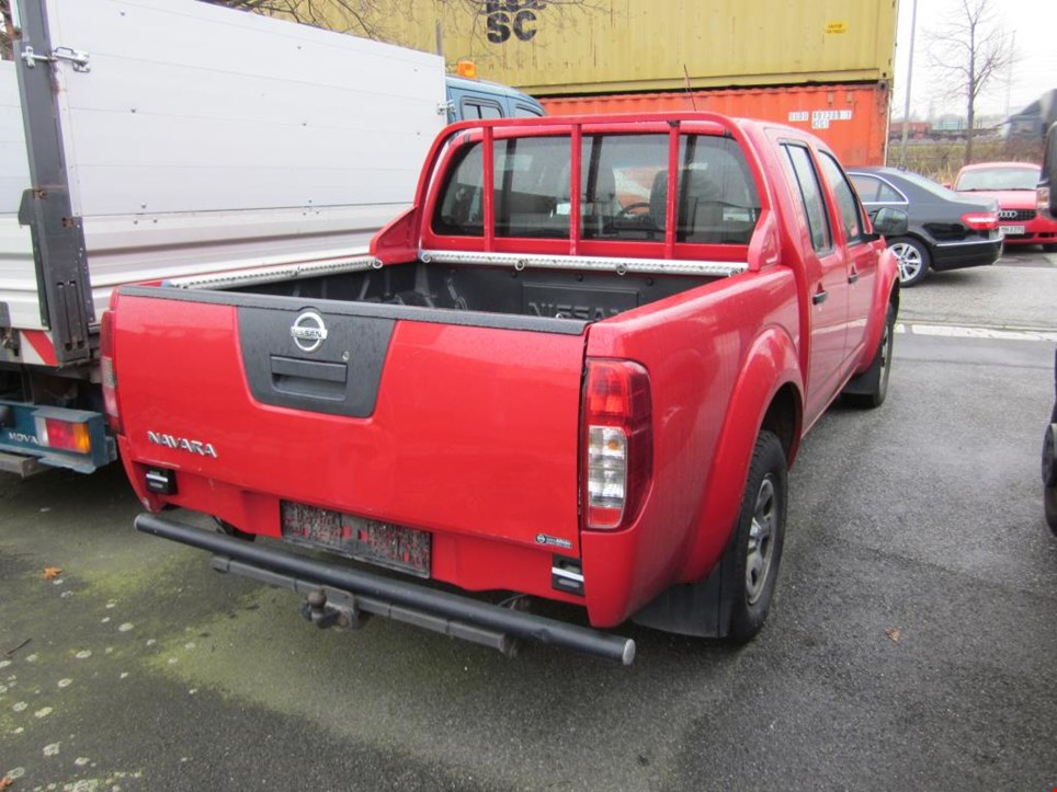 nissan navara d40 d213f lkw pick up nissan navara 4x4. Black Bedroom Furniture Sets. Home Design Ideas