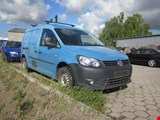 VW Caddy Diesel Engine with generator