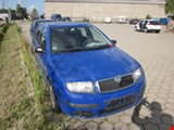 Skoda Fabia Diesel Engine with generator