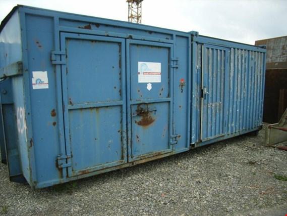 Abrollcontainer Gebraucht Kaufen : wei haar haken abrollcontainer gebraucht kaufen online ~ Kayakingforconservation.com Haus und Dekorationen