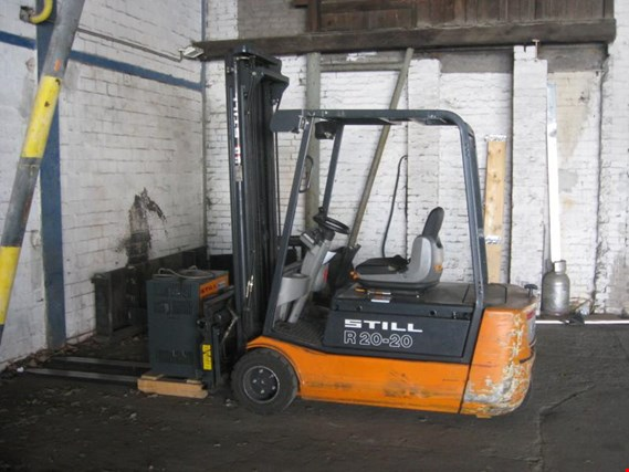 Used Still R 20-20 2to electro forklift truck for Sale