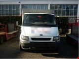 Ford Ford Transit platform with tarpaulin and roof bow