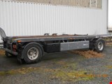 Meusel  MCHLW24/59/2 Trailer for ATL / roll container transport trailer
