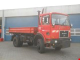 MAN  19.331 FAK  3 sided tipper truck