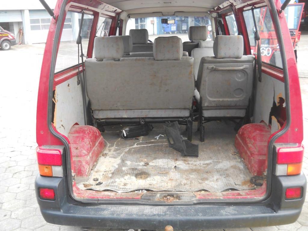 volkswagen 7 db pkw geschlossen vw bus gebraucht kaufen auction premium. Black Bedroom Furniture Sets. Home Design Ideas