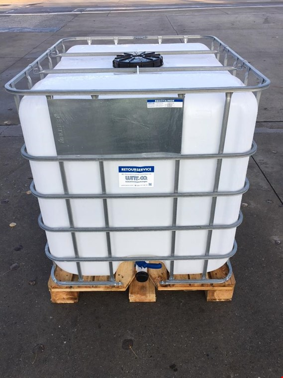 10 Intermediate Bulk Container (IBC) gebraucht kaufen (Auction Premium)