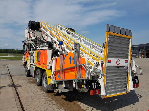 Used MAN  +  Tec Hünert  27.414 DFAC  +  7.1817-01/ HBG  Rescue stair vehicle for Sale (Auction Premium)