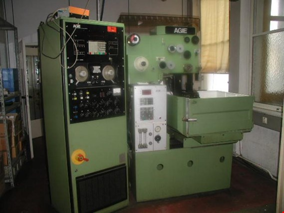 Used Agie DEM 315/220 H Drahterodiermaschine for Sale (Online Auction)