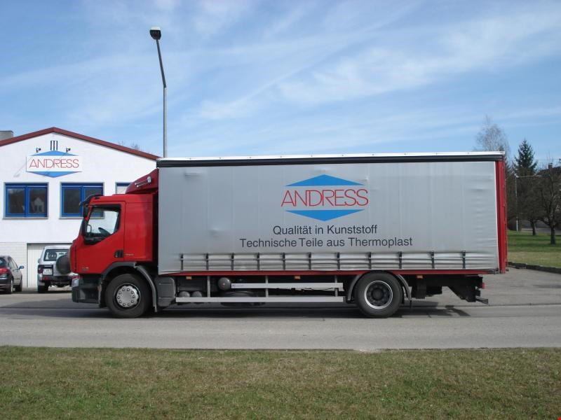 Used Renault DX 17-320 (29 AHAO) LKW/ Motorwagen for Sale (Trading ...