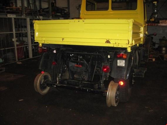 Used Mercedes-Benz Unimog U 1400 motor truck for Sale (Trading Premium)