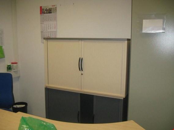 Rauminhalt Schichtleiterbüro Mit Büromobiliar Gebraucht Kaufen
