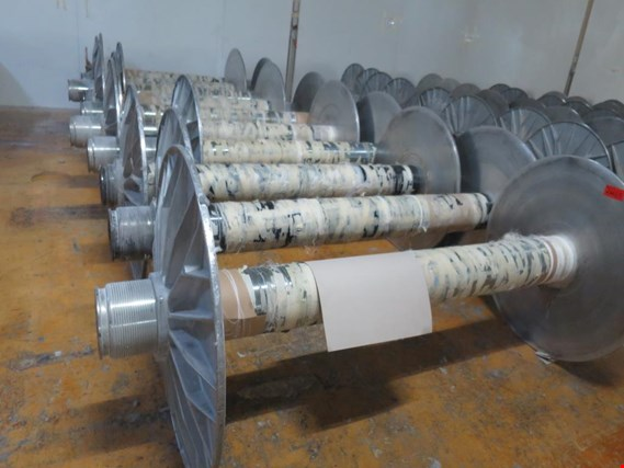 Used 1 Posten warp beams for Sale (Trading Premium)