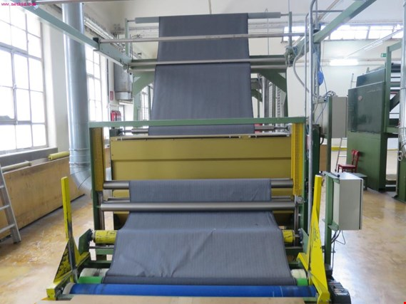 Used Menzel MLH 2/MV 1 high pile plaiting machine for Sale (Trading Premium) | NetBid Slovenija