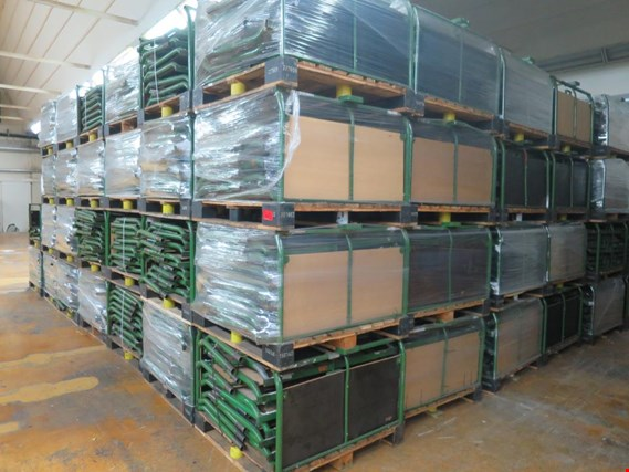 Used 1 Posten ironing pallets/frames for Sale (Trading Premium) | NetBid Industrial Auctions