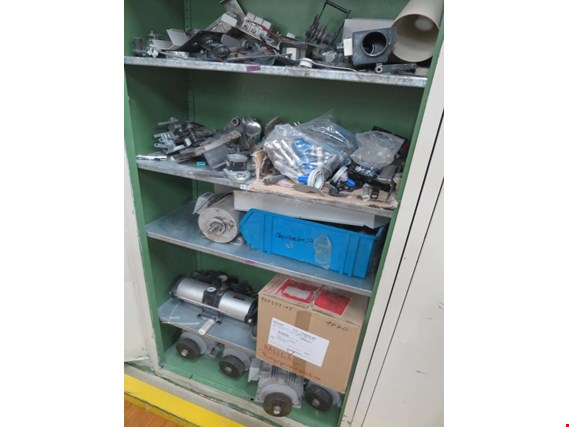 Used 1 Posten spare parts for Sale (Trading Premium)