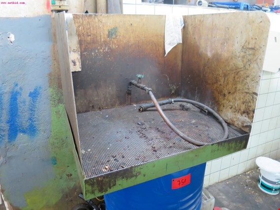 Used cleaning trough for Sale (Trading Premium) | NetBid Industrial Auctions