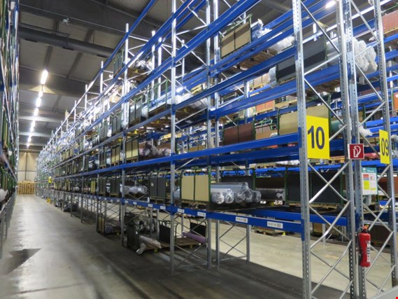 Used Bito PT110L shelf system - released at a later date- subject to pre-sale for Sale (Trading Premium) | NetBid Industrial Auctions