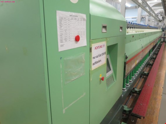Used Rieter F 35 flyer for Sale (Trading Premium) | NetBid Industrial Auctions