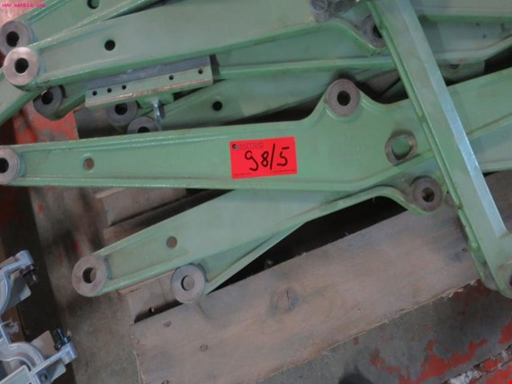 Used 1 Posten spare parts for Sale (Trading Premium) | NetBid Industrial Auctions