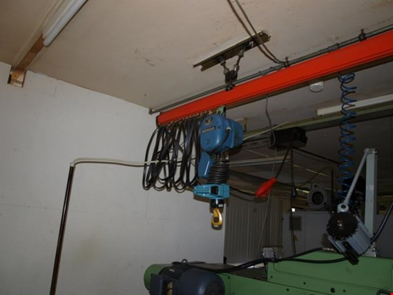Used Demag electric chain hoist for Sale (Auction Premium)