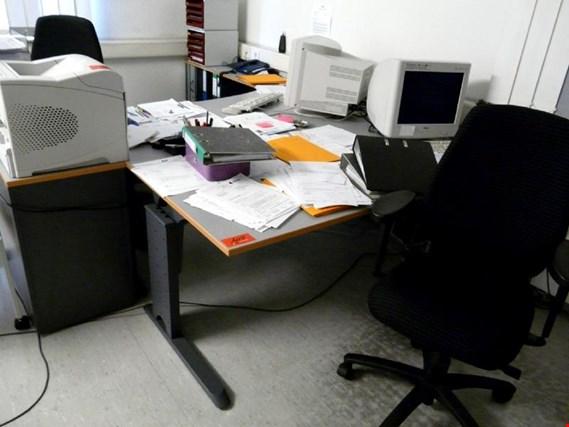2 Personen Schreibtisch 2021
