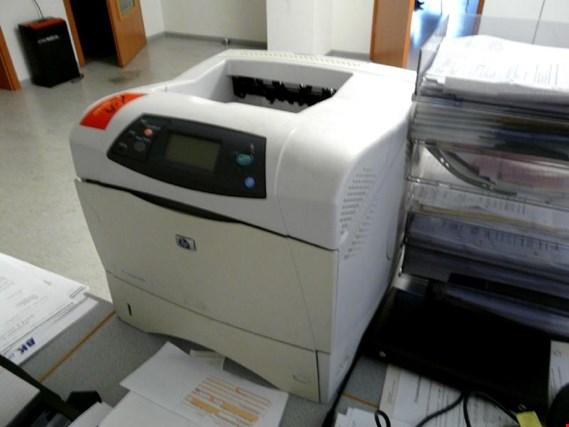 Used HP LaserJet 4250 laser printer for Sale (Auction Premium)