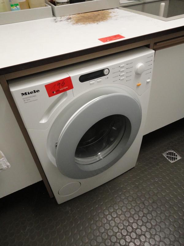 used miele novotronic w 1515 waschmaschine for sale. Black Bedroom Furniture Sets. Home Design Ideas