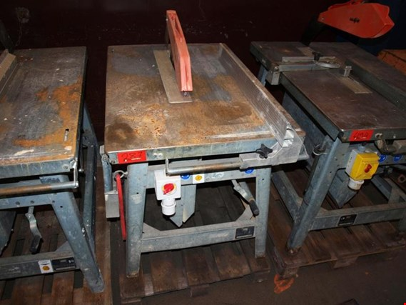 Used Mafell BSK 6 building site circular saw bench for Sale (Online
