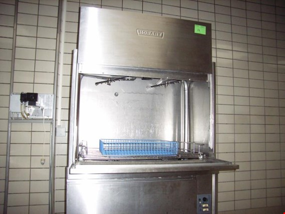 Used Hobart Catering Dishwasher for Sale (Auction Premium)