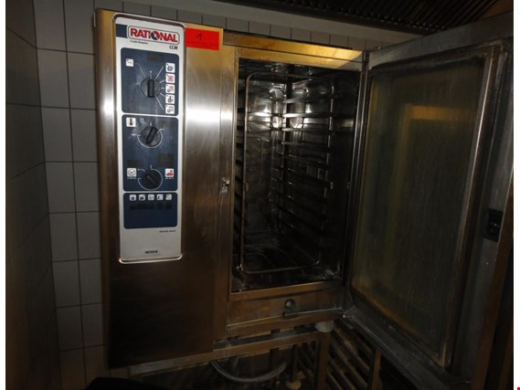 Used Rational CCM Combination steamers for Sale (Auction Premium)