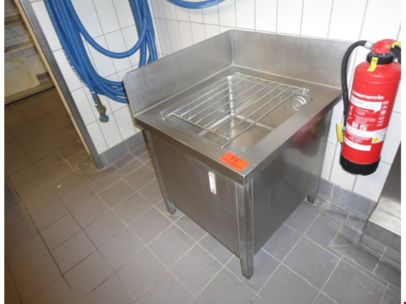 Nirosta Waschbecken gebraucht kaufen Trading Premium