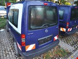 Opel  Combo - C - CNG  Mehrzweck - Fz Erdgas NG (ex HH - W 1138)