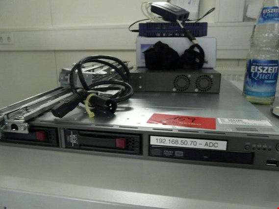 Used HP ProLiant DL 320 G 5 Server for Sale (Online Auction)