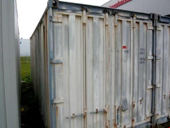 20´-Überseecontainer gebraucht kaufen (Online Auction)