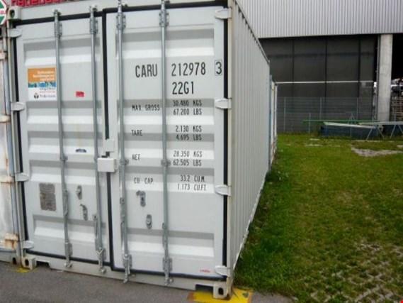 CSC 20´-Überseecontainer gebraucht kaufen (Online Auction)