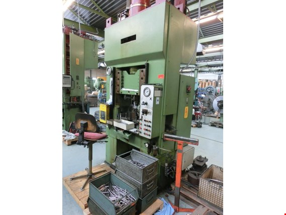 Used Dunkes HDS 63 hydraulic press for Sale (Trading Premium)