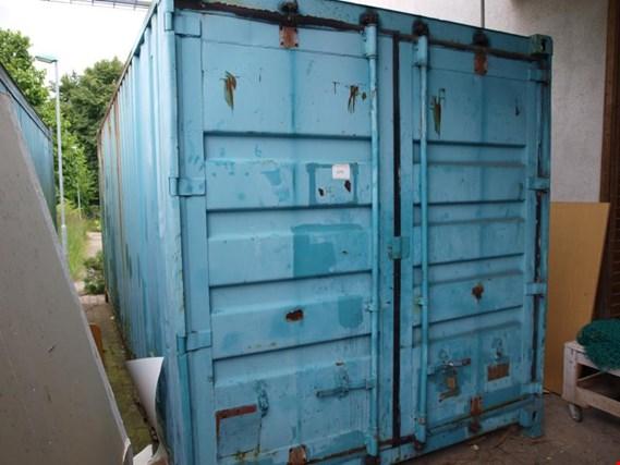 20´-Überseecontainer gebraucht kaufen (Auction Premium)