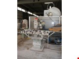 Knopp edge grinding machine