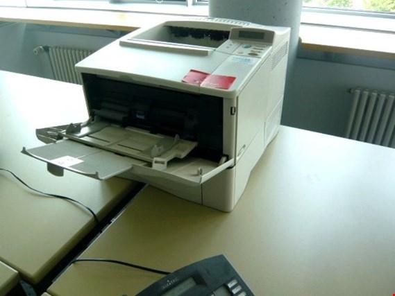 Used HP LaserJet 4000 laser printer for Sale (Trading Premium)
