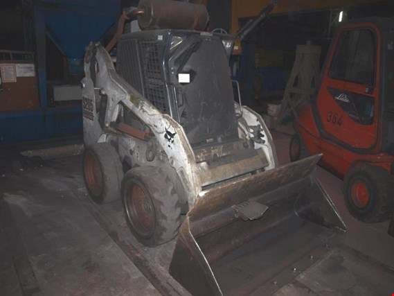 Used Bobcat S 205 Skid steer loader for Sale (Auction Premium)