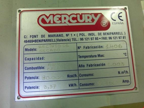 Mercury cabina de pintura 80 de ocasi n trading premium - Cabina pintura ocasion ...