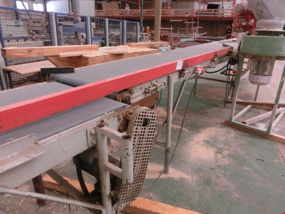 Used 2 belt conveyors for Sale (Auction Premium)