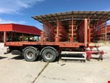 LiciTrailer R 2 CS central-axle interchangeable flatbed body