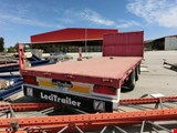 LiciTrailer D-1562 central-axle trailer