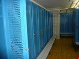 lot changing room lockers